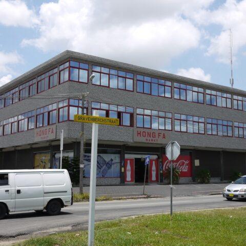 H.D. Benjaminstr. x Gravenberchstr.