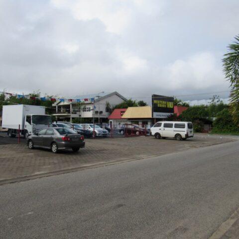 Surinamestraat hk. Commewijnestraat pc 125
